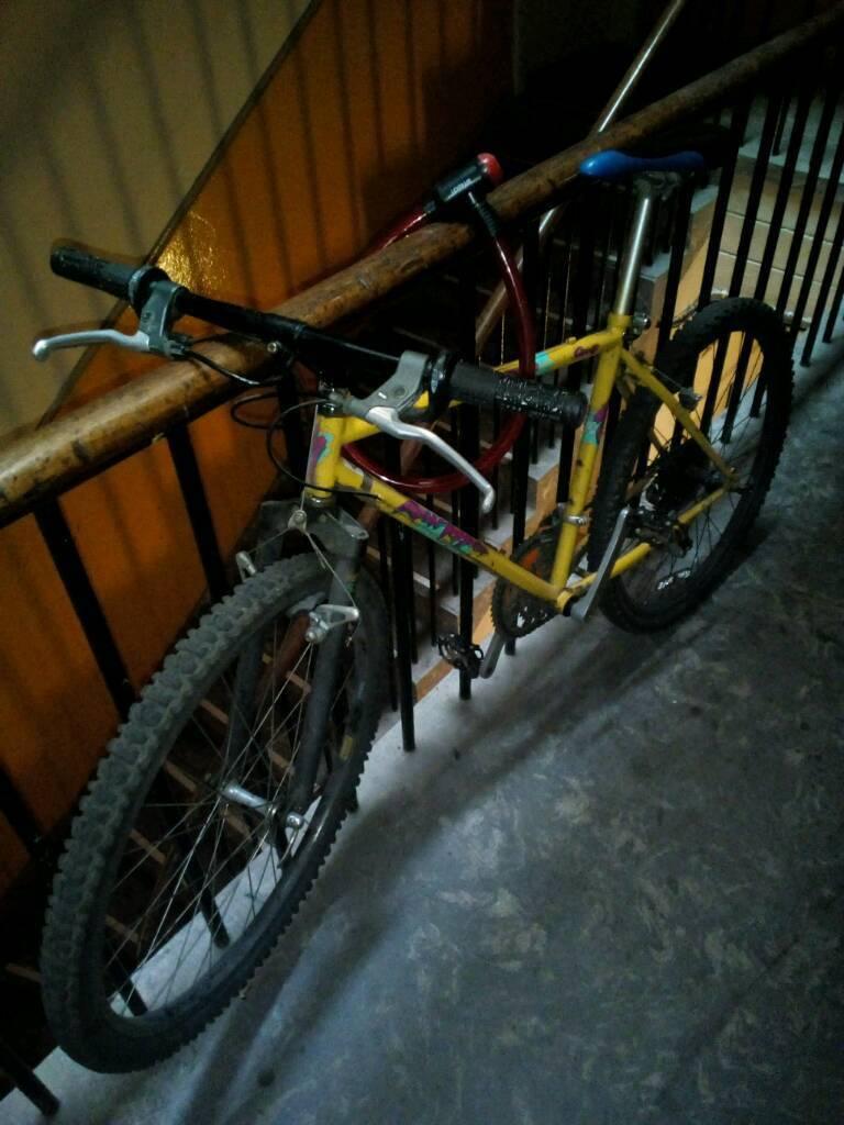 Bike + Hook
