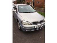 FOR SALE - Vauxhall Astra LS 8V 2001