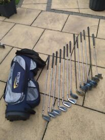 Set of Ladies Golf Clubs