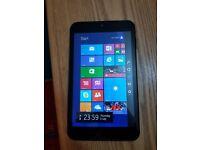 Linx 7 Windows 8.1 7inch Tablet 1.83 GHz 1GB RAM wifi 32GB Storage - Black