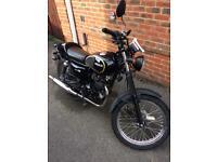 Herald 125cc classic