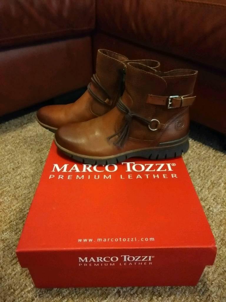 Brand new size 4. Marco Tozzi