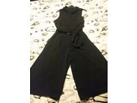 Navy all in one suit size 10 / 12