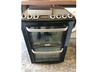 Electrolux EKC6046K 60cm Double Electric Cooker in Black #4962