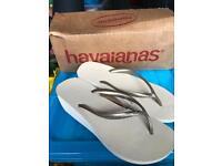 Havaianas new wedge flip flop