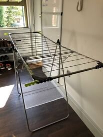 Drying Rack - Minky Xtra X Wing Airer - Perfect Condition - £15
