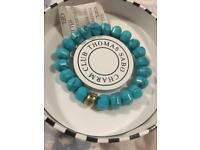 Lovely genuine Thomas sabo bracelet approx 54
