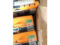 5 boxes off paslode nails &gas