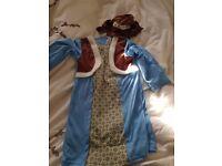 Shepard costume 7-8 year