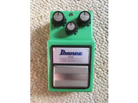Robert Keeley modded Ibanez TS9 Tubescreamer