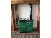 Rayburn Nouvelle Gas Cooker Central Heating Boiler (like Aga)