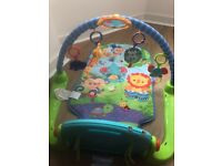 Fisher price play piano gym. In excellent condition.