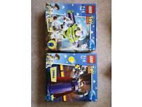 Lego Toystory Buzz Lightyear + Zurg