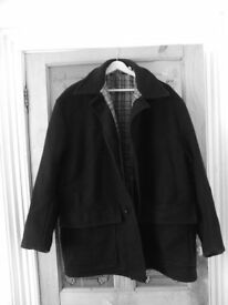 Donkey Jacket, As New and very warm !! 44-46 inch chest