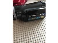 Panasonic High Definition video camera