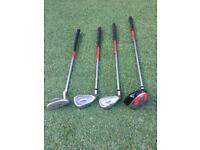 Kids Jaxx Juniors Left Handed Golf Clubs