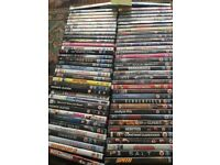 70 DVDs job lot - cert 12 and 15 - great for selling at a Car Boot - 4 - sensible offers considered