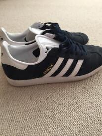 Adidas Gazelles (AS NEW)