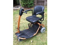 Liteway 3 Mobility Scooter 4mph Car Boot Scooter Travel Portable