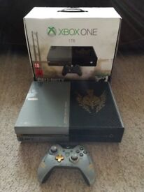Xbox One Advanced Warfare Edition