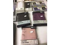 JOB LOT APPROX...2500 BRAND NEW iPAD TABLET NETBOOK CASES MANY DIFFERENT DESIGNS ALL BRAND NEW