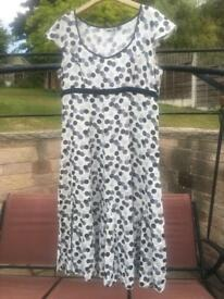 Marks and Spencer's linen dress size 14