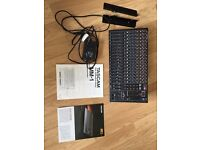 Tascam MM-1 Rack or Desk 20ch mixer with MIDI muting £150