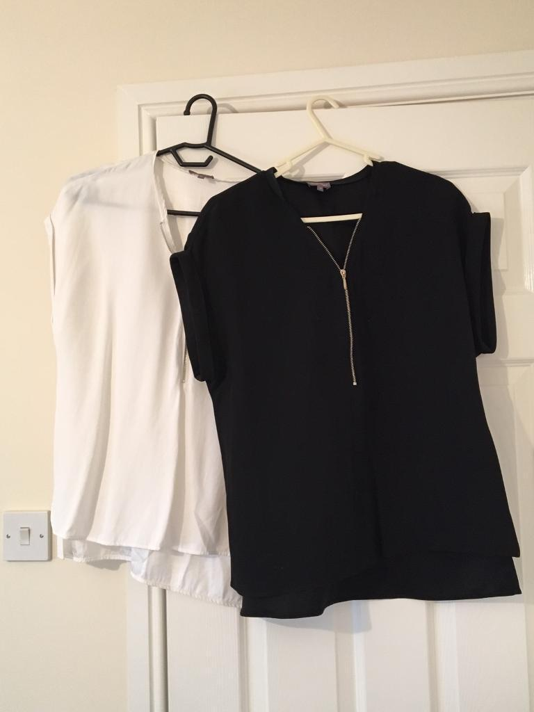 Phase Eight size 12 tops