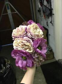 Collection only - Bunch of artificial flowers