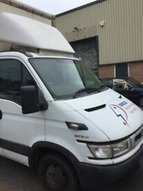 Iveco Daily 2.3 3500kg Curtainsider Van