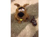 Scooby doo talking dog