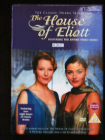 HOUSE OF ELLIOT COMPLETE SERIES 3