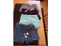 Girls shorts/ skirt