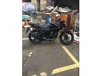 LEARNER LEAGAL Yamaha YS 125