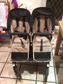 Bugaboo Donkey in Brentford with brand new chassis