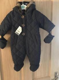 Sleep suit 0-3 months