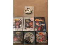 Collection of crash bandicoot games