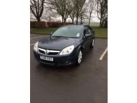 Vauxhall Vectra fully loaded, quick sale, full one year MOT.