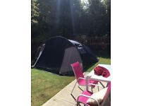 Tent and sleeping bags for sale