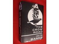 The Crow Road by Iain Banks (Hardback, 1993)
