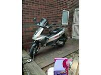 2002 Gilera runner vx 125 sale or swaps