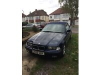 Bmw e36 325i convertible automatic