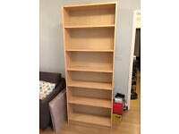 Ikea Billy Bookcase - Birch Veneer