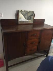 1950s retro cabinet