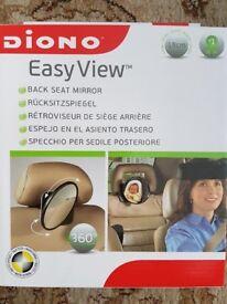 Diono easy view mirror x 2
