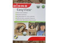 Diono easy view mirror x 2