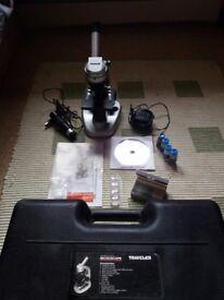 Travelers microscope. Used.