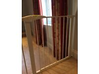 Mothercare stair gates