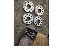 10mm wheel spacers