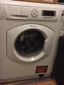 Second hand Hotpoint 8kg washing machine